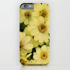Flower series 04 Slim Case iPhone 6s