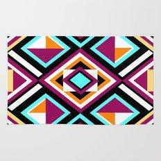 Quilt Pattern Rug