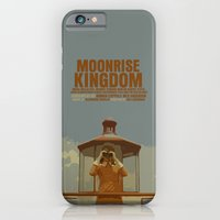 moonrise kingdom iPhone & iPod Cases featuring Moonrise Kingdom by FunnyFaceArt