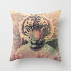 Real Man Throw Pillow