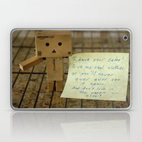 I Have Your Cake... Laptop & iPad Skin