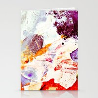 creative chaos Stationery Cards