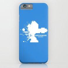 Mega Man Slim Case iPhone 6s