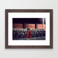 This is Thriller Framed Art Print