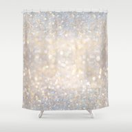 Glimmer Of Light II (Omb… Shower Curtain