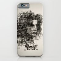 involuntary dilation of the iris iPhone 6 Slim Case