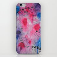 Hands iPhone & iPod Skin