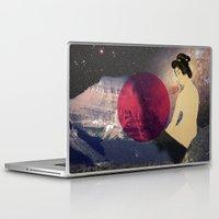 japan Laptop & iPad Skins featuring Japan by Blaz Rojs