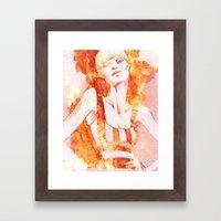 Pergamena Framed Art Print