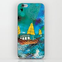Come And Sail With Me Th… iPhone & iPod Skin