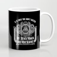Black Magick And Mad Sci… Mug