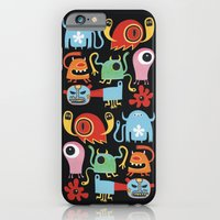 iPhone & iPod Case featuring Petites créatures by Exit Man