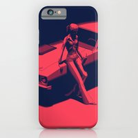 iPhone Cases featuring Peachy by Anton Marrast