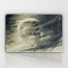 She Turned Away Laptop & iPad Skin