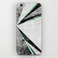 GEO BURST II iPhone & iPod Skin