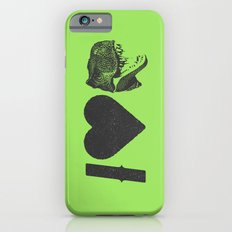 I Love Dinosaurs Slim Case iPhone 6s