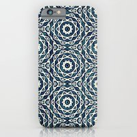 Blue Line iPhone 6 Slim Case