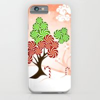 iPhone & iPod Case featuring Magic Candy Tree - V1 by Ruxique