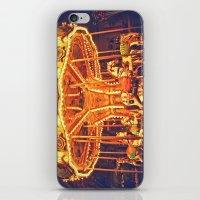 merry iPhone & iPod Skin