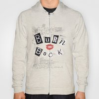 The ORIGINAL Burn Book design from the movie Mean Girls Hoody