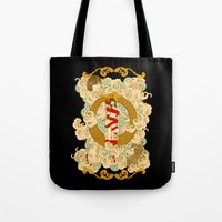 XXI The Universe Tote Bag