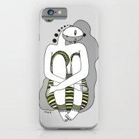 iPhone & iPod Case featuring Thoughts by Zina Kazantseva