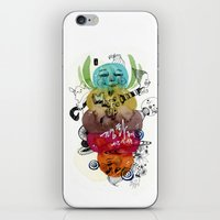 What'suppp  iPhone & iPod Skin