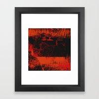 No Proxy Framed Art Print