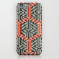 iPhone & iPod Case featuring Hexagon No. 1 by Martin Isaac
