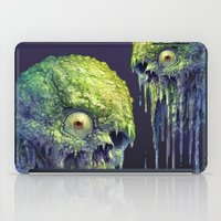 Slime Ball iPad Case