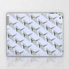 paper crane Laptop & iPad Skin