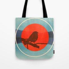 Bird Call Tote Bag