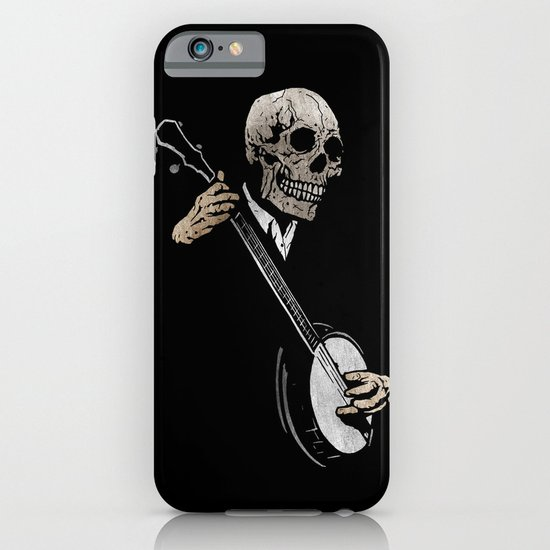Skullboys' Banjo Blues iPhone & iPod Case