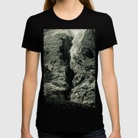 You Will Always Find You… Womens Fitted Tee Black SMALL
