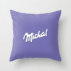 Michal Throw Pillow