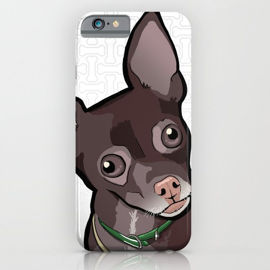 Taco T. Man (Chihuahua) iPhone & iPod Case