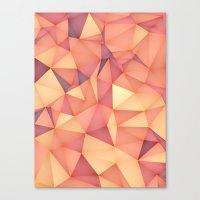 Meduzzle: Blond Canvas Print