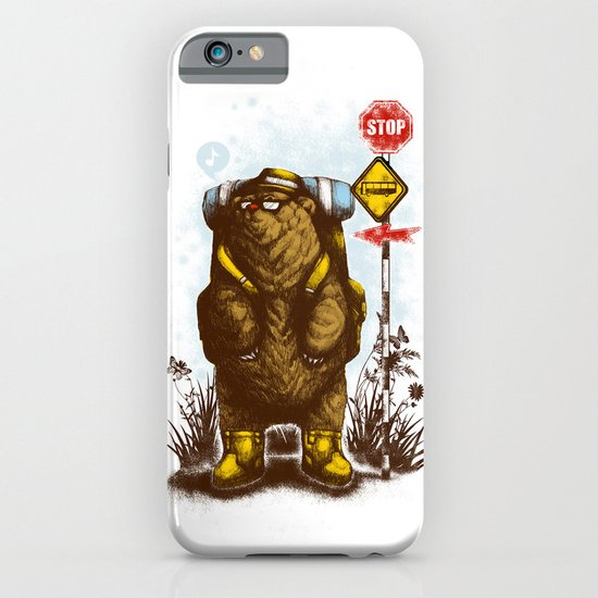 travelling 3.0 iPhone & iPod Case