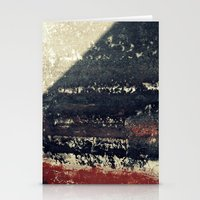 The Red Wall Stationery Cards