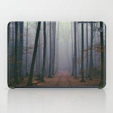 Into The Fog iPad Case