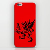 Pixel Griffin iPhone & iPod Skin