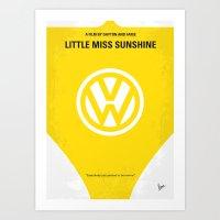 No103 My Little Miss Sun… Art Print