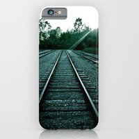iPhone & iPod Case featuring In Due Time by SilverFoxRun