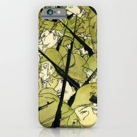 iPhone Cases featuring Soldiers by Jess Worby