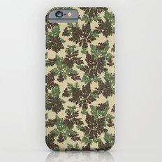 Raccoon Lake - Green Slim Case iPhone 6s