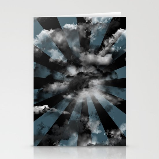 cloud Stationery Card