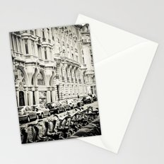 Parisian Street Stationery Cards
