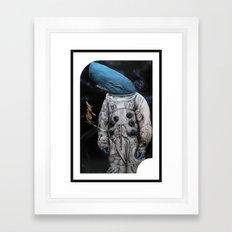 Balena N°3 Framed Art Print