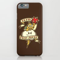 iPhone & iPod Case featuring Lakitattu by Mike Handy Art