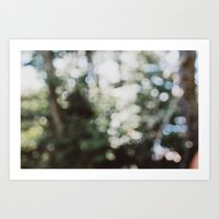 Warm Summer Day Art Print